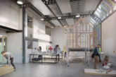 £30m Kingston School of Art campus refurbishment focuses on sustainability