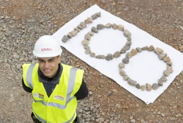 Apprentice sees his construction career take off with Lovell