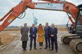 £419m Medway regeneration project Rochester Riverside breaks ground