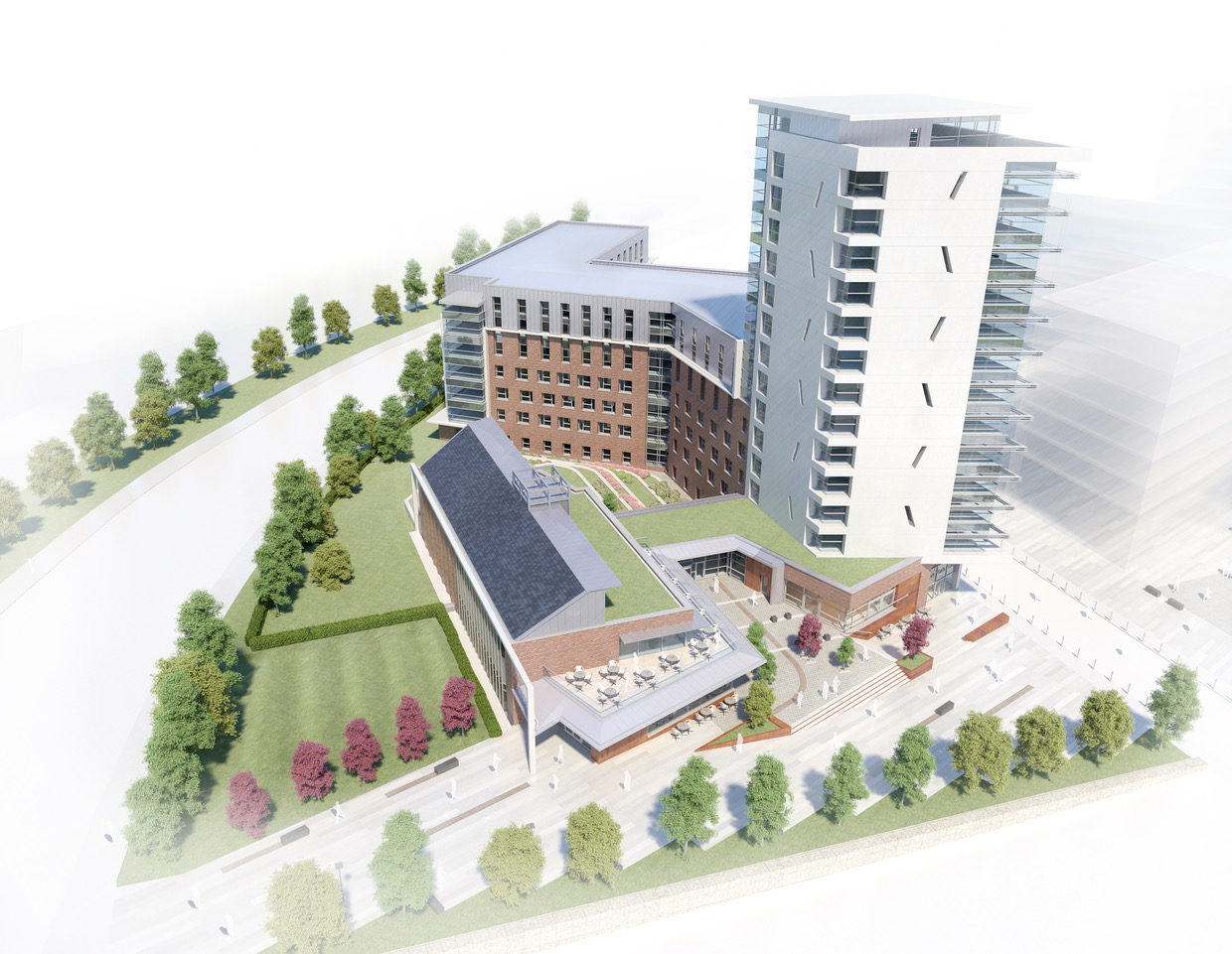 Structured House Group and Harrison Street Real Estate invest in student accommodation