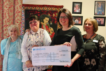 Stafford and Rural Homes provides funding boost for nursery
