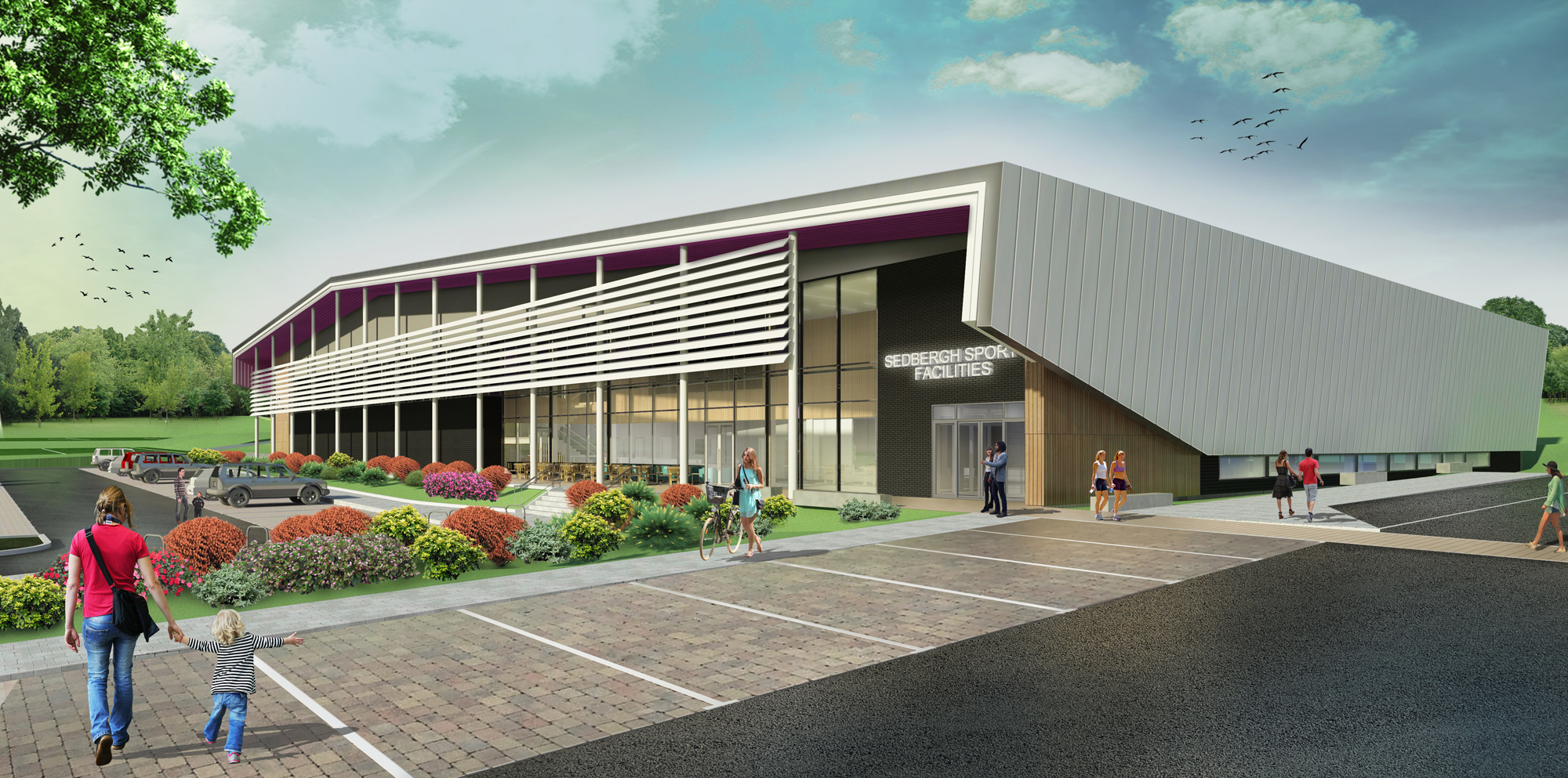ISG appointed to £17.5m Bradford leisure centre scheme