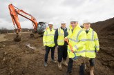 Construction starts on 72 new Stonewater homes to help ease Leicester's affordable housing shortage
