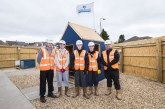 North Lanarkshire pupils become housebuilders for the day