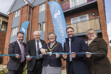 New Stonewater scheme addresses need for affordable rental apartments in Taunton