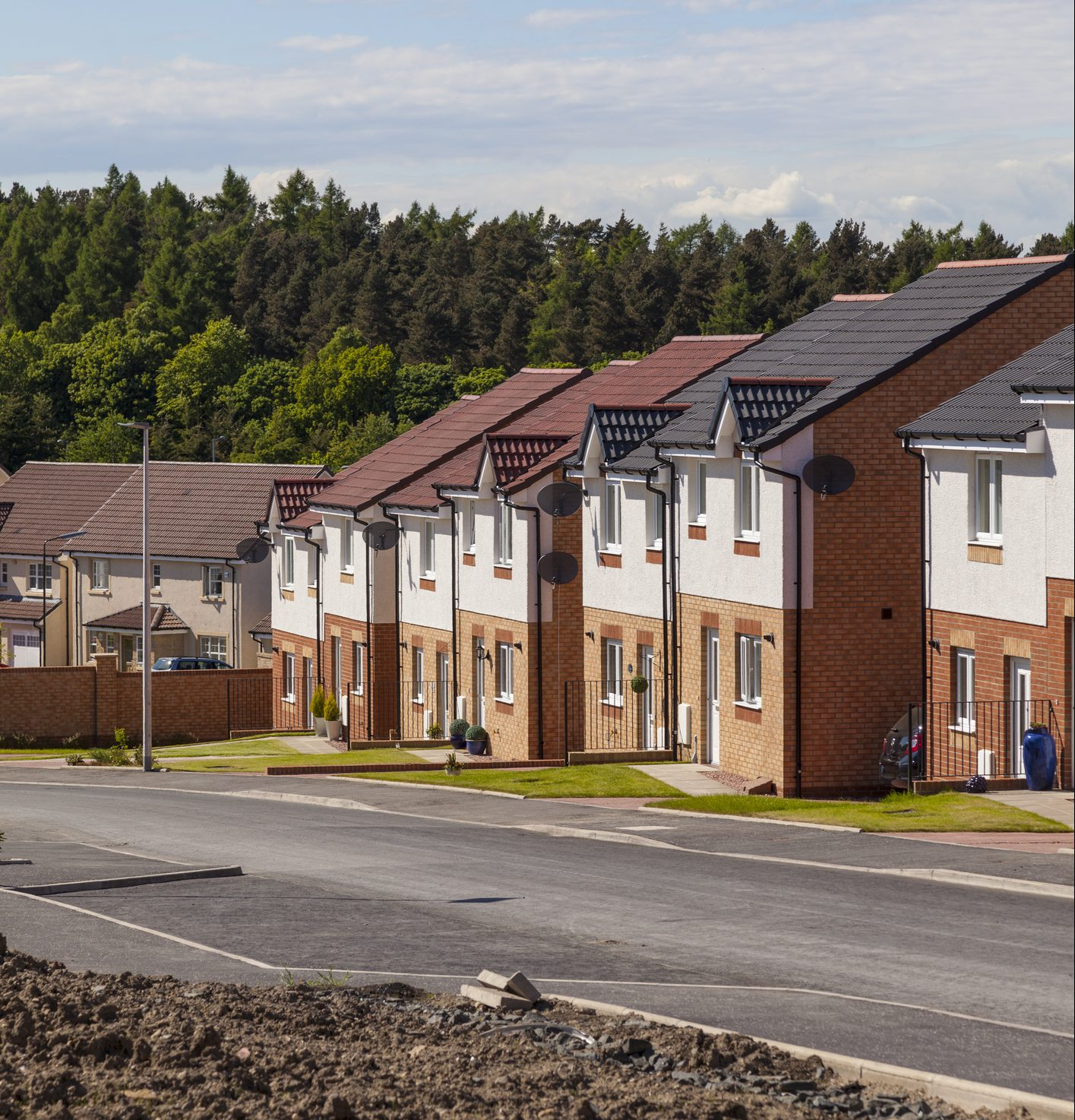 Investment boost announced for social housing