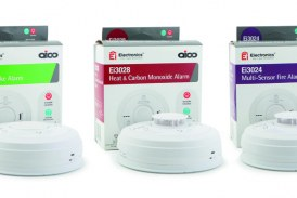 New Aico 3000 Series of fire and CO alarms offer full circle protection in homes