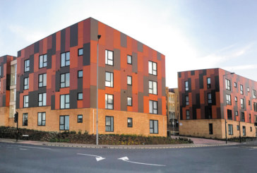 Paradigm Housing Group development utilises Comelit's SimpleBus door entry system