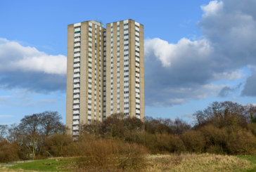 City council sends in drones to ensure smart spend on tower block refurbishment