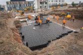 New £150m children's hospital uses Polypipe for water attenuation system