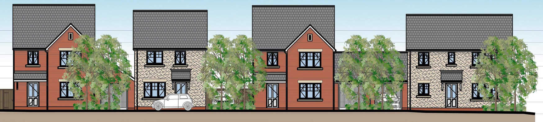 Fresh future for former colliery site as Lovell unveils £25m housing scheme