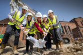 Stonewater begins work on affordable housing scheme that's funding St George's new community hub in Tilehurst