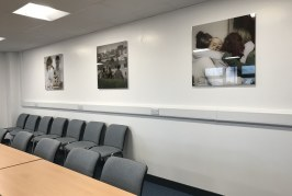 City college stays ahead of the curve with PVC-U trunking