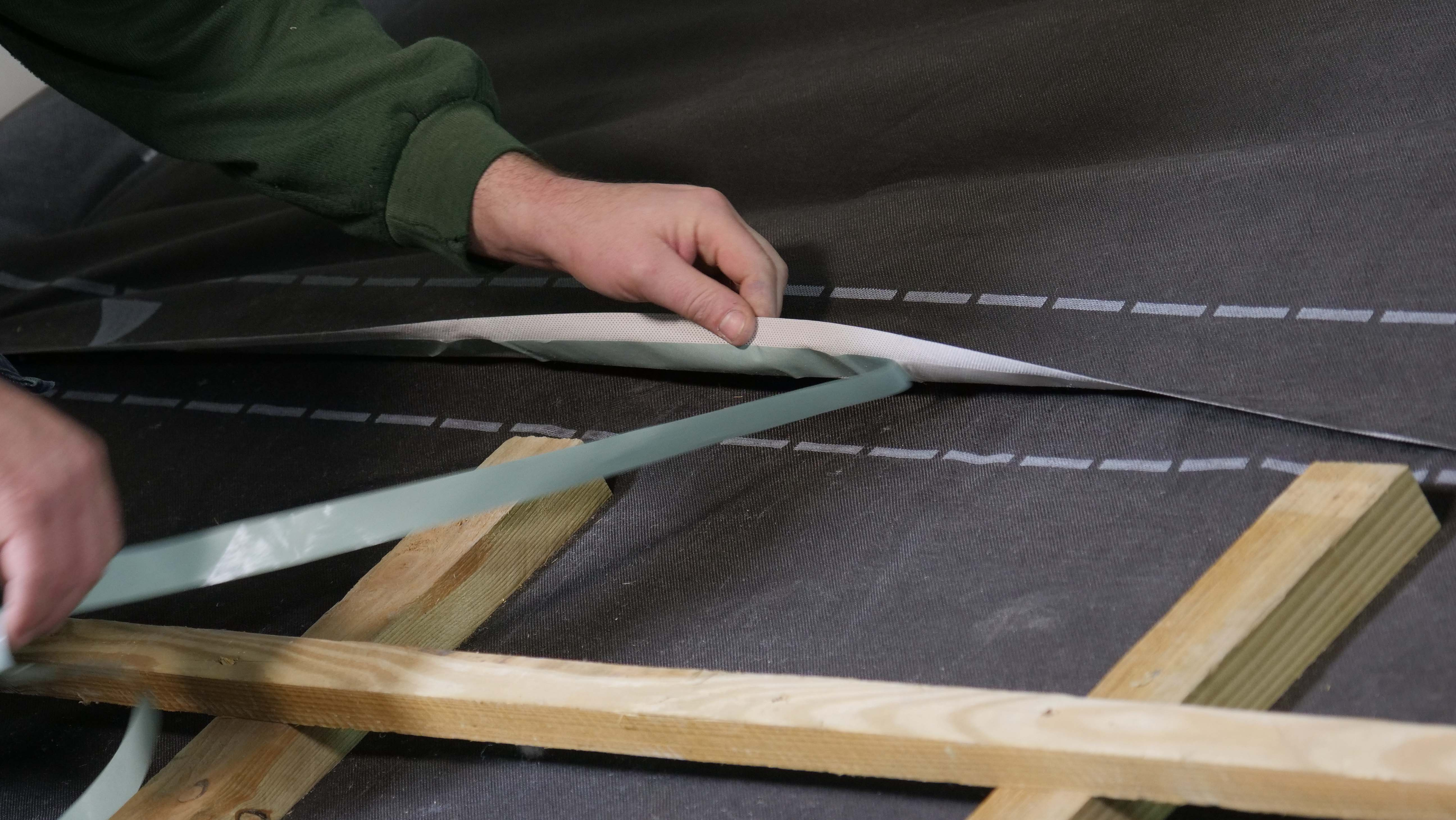 Actis launches easy-to-use insulating breather membrane for roofs