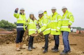 Work starts on 70 new affordable homes in Faringdon