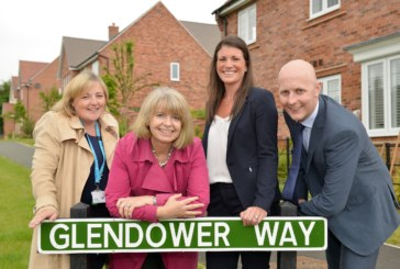 Harriett Baldwin MP visits Great Witley village scheme to discuss affordable rural housing