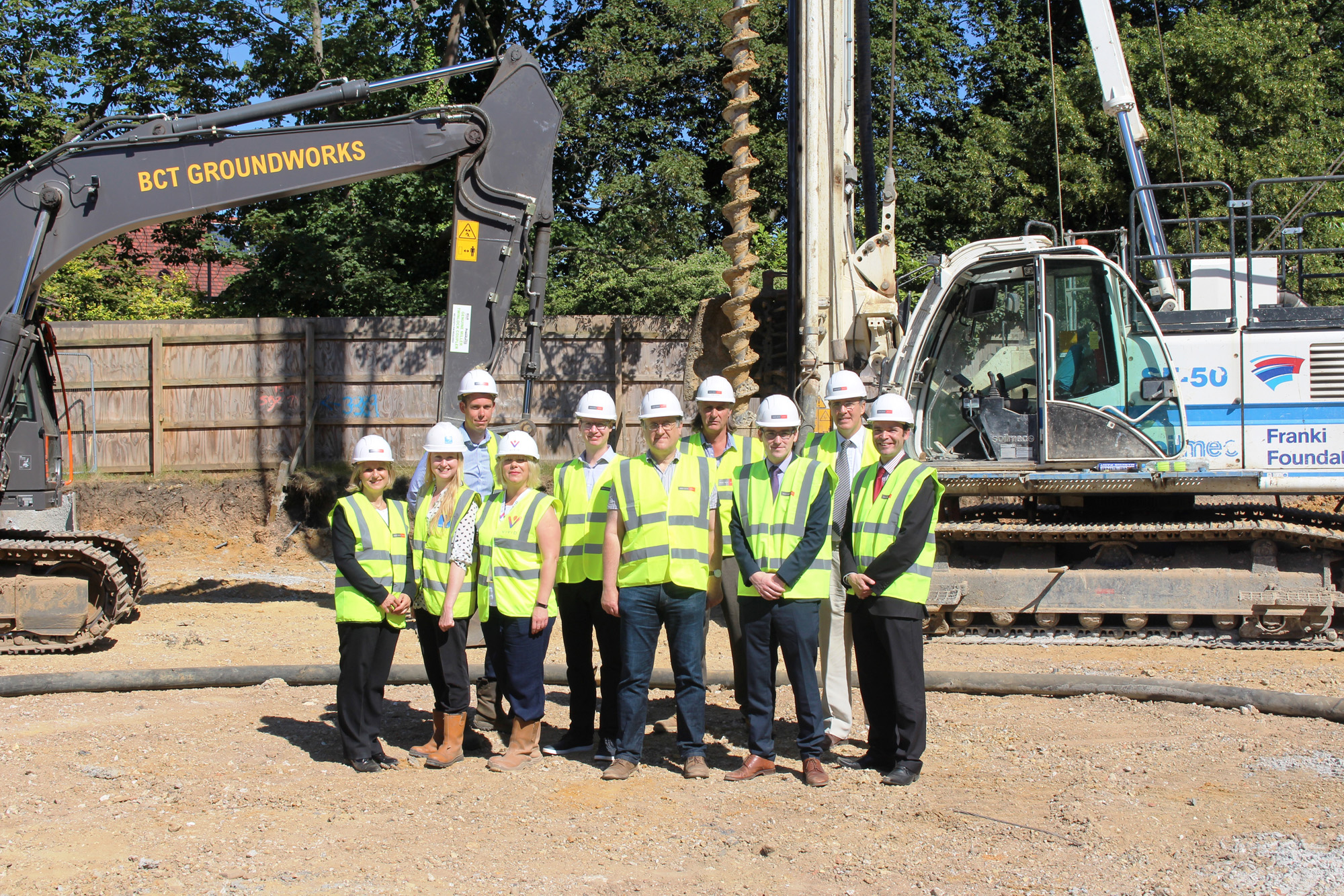 City Council starts work on Housing With Care development