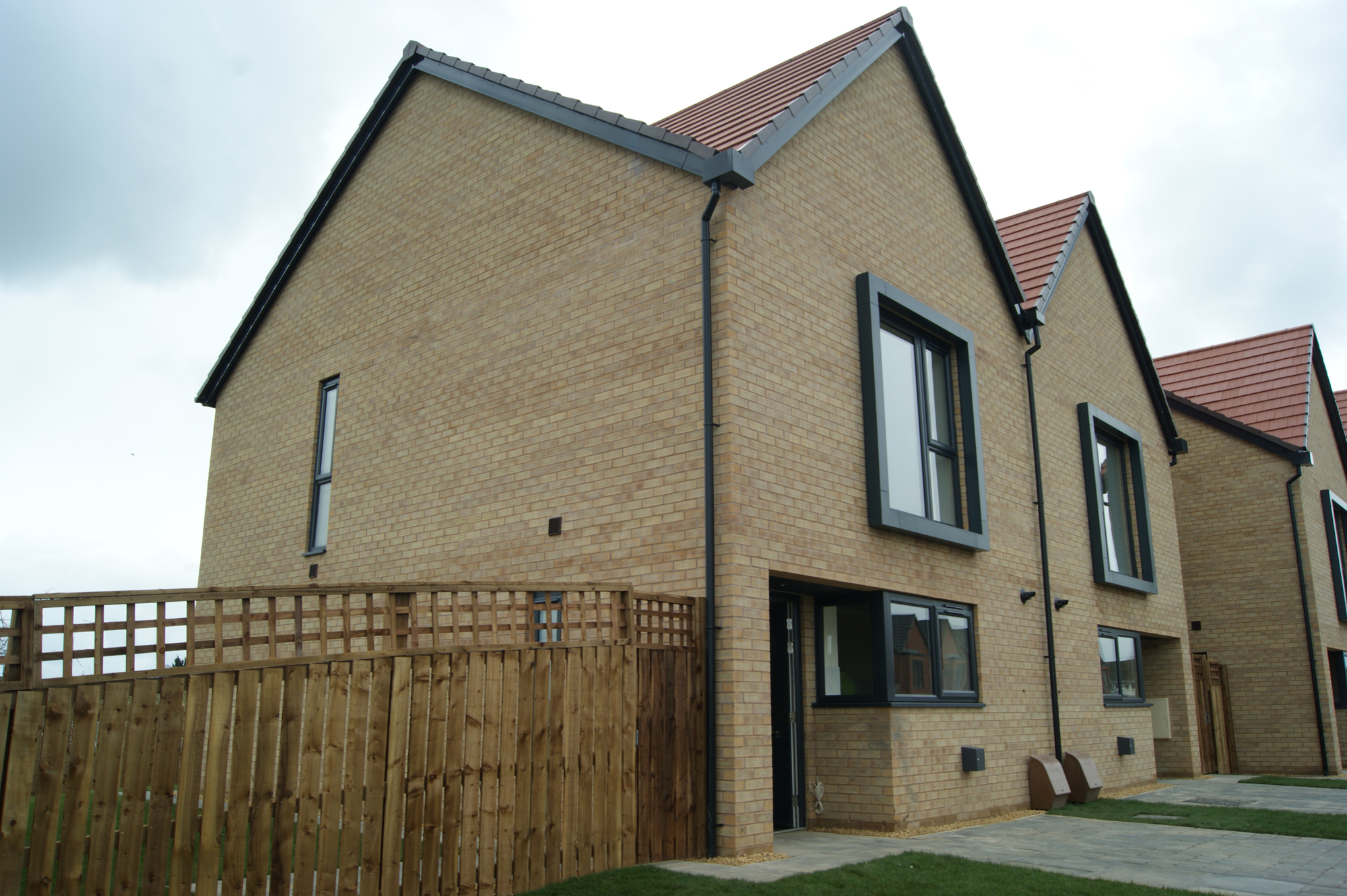 Doncaster families move into their new council homes