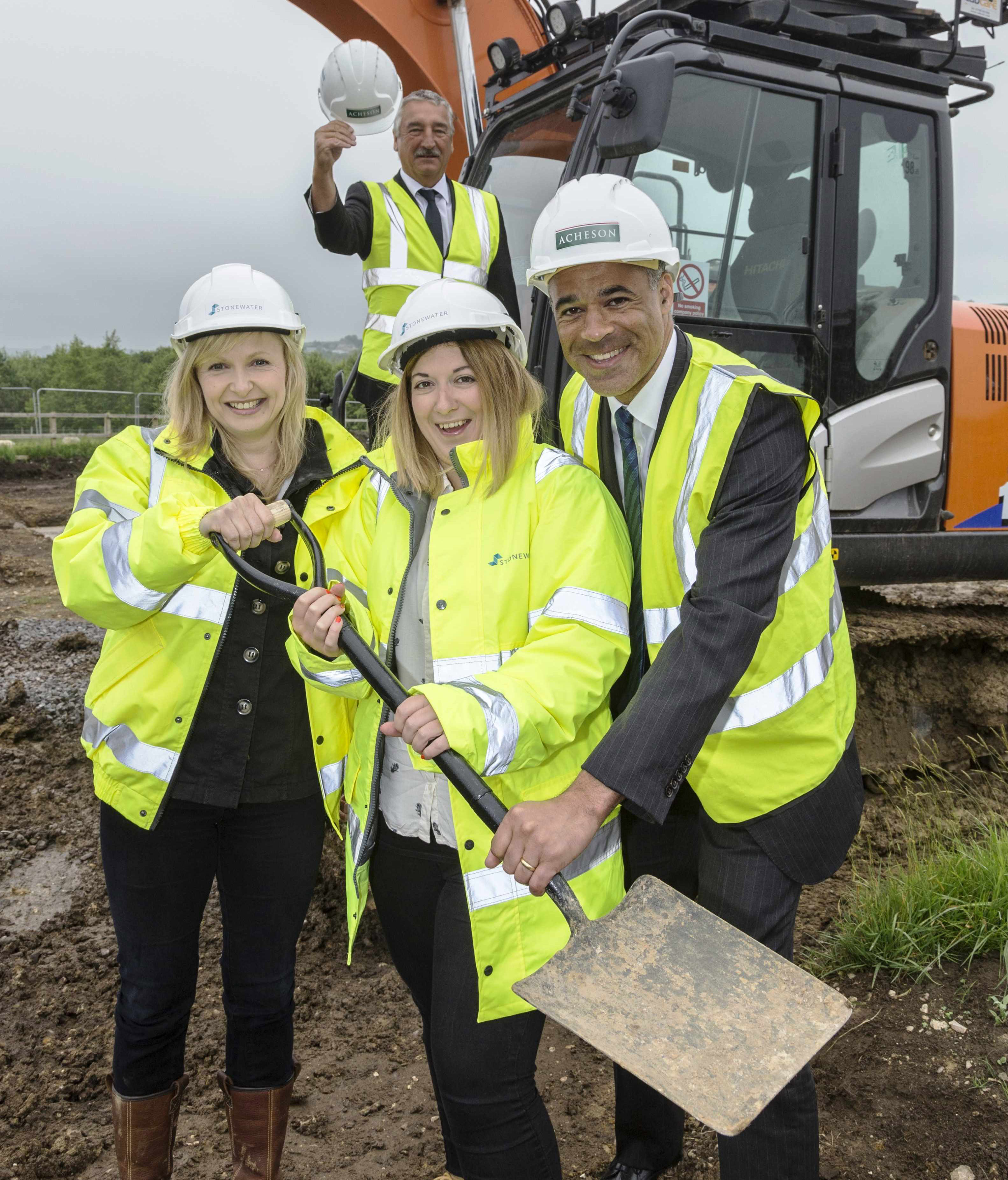 Stonewater village scheme to provide 36 affordable homes in Mosterton