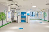 Maximising the potential benefits of flooring in healthcare