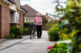 Sheltered housing upgraded with Aico radio frequency alarm system