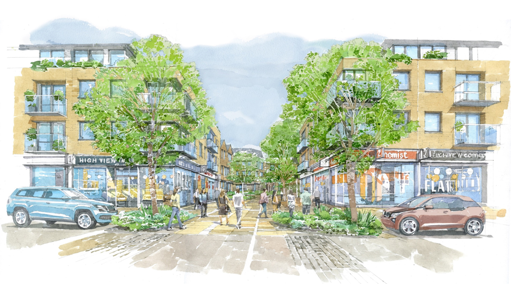 Lovell signs agreement for £45m Hatfield redevelopment programme with Welwyn Hatfield Borough Council