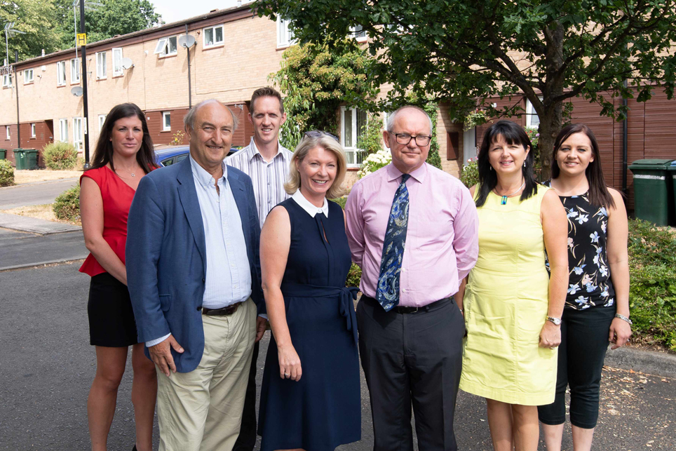 Stonewater takes stock of 309 affordable rent homes in Coventry from The Guinness Partnership