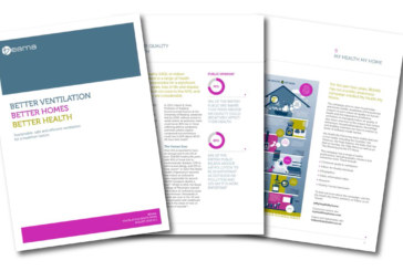 BEAMA publishes its first Ventilation White Paper which addresses the issues surrounding domestic indoor air quality