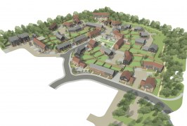 Lovell appointed to build first new homes at Beacon Park in Gorleston-on-Sea, Norfolk