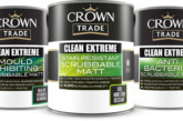 Clean and hygienic paint solutions from Crown Trade