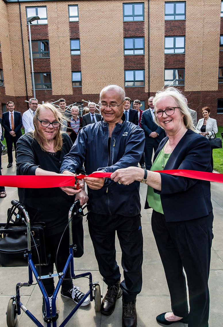 Bield Housing & Care officially launches new Fleming Place development in Edinburgh
