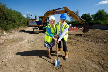 Grand Union Housing Group to build its first market sale homes