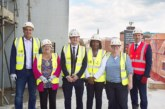 Topping out ceremony for Eltham's most exciting new attraction — six screen cinema