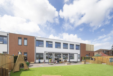McAvoy builds new 420-place arts primary school offsite