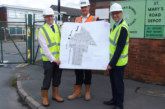 Partner starts on site works to deliver new homes for Midland Heart in Nuneaton