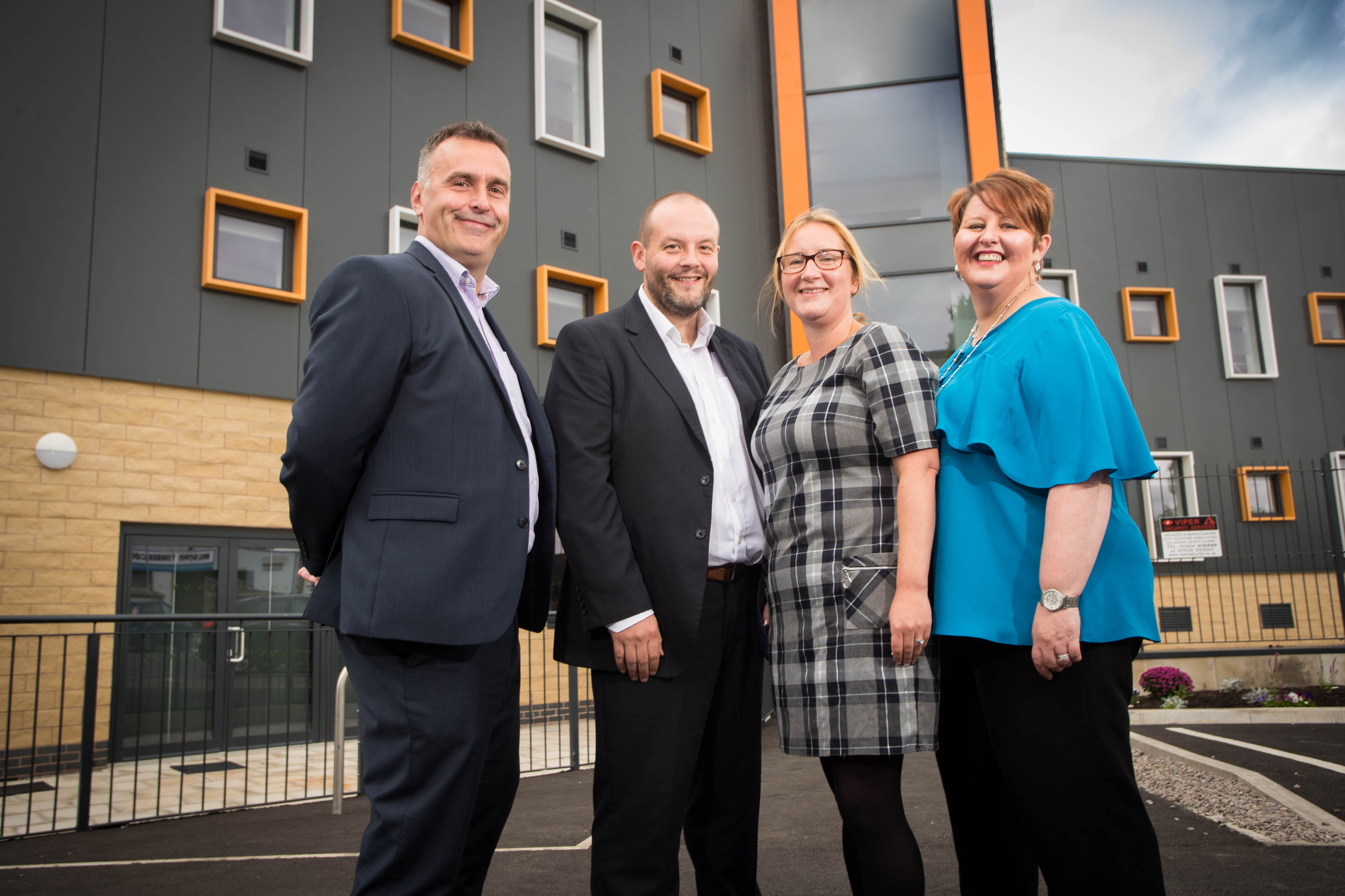The Calico Group opens £3.5m flagship wellbeing centre for homeless and vulnerable people