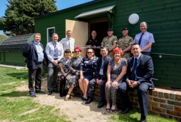 The Sovini Group first housing group to be awarded Gold for supporting the Armed Forces