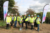 Ground-breaking ceremony held for Clarendon Living's first development in East Hertfordshire