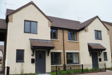Sandiacre Passivhaus affordable housing scheme