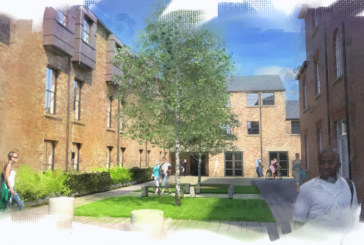 £6m student accommodation in York