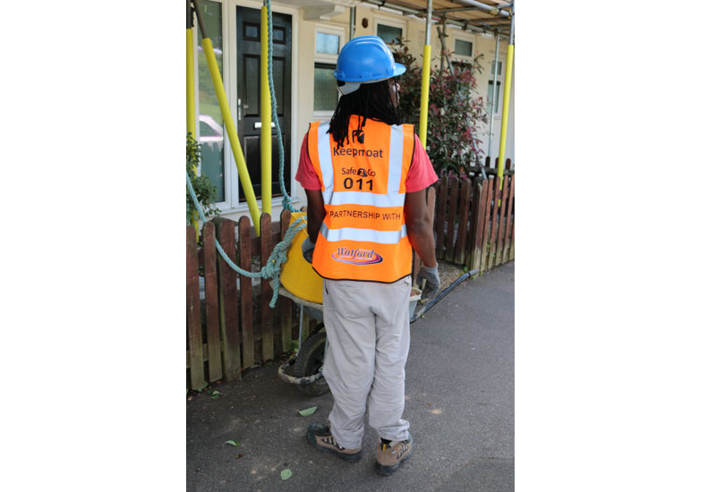 £15m planned maintenance contract