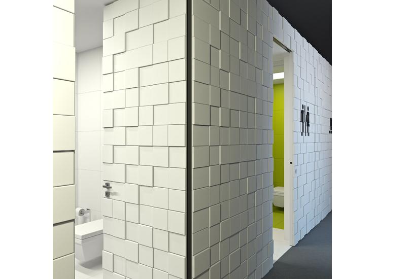 Accessible washrooms