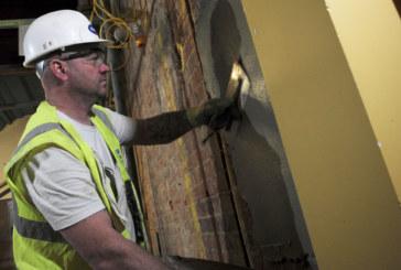 Lightweight renovating plaster