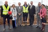 Minister visits Heartlands housing development