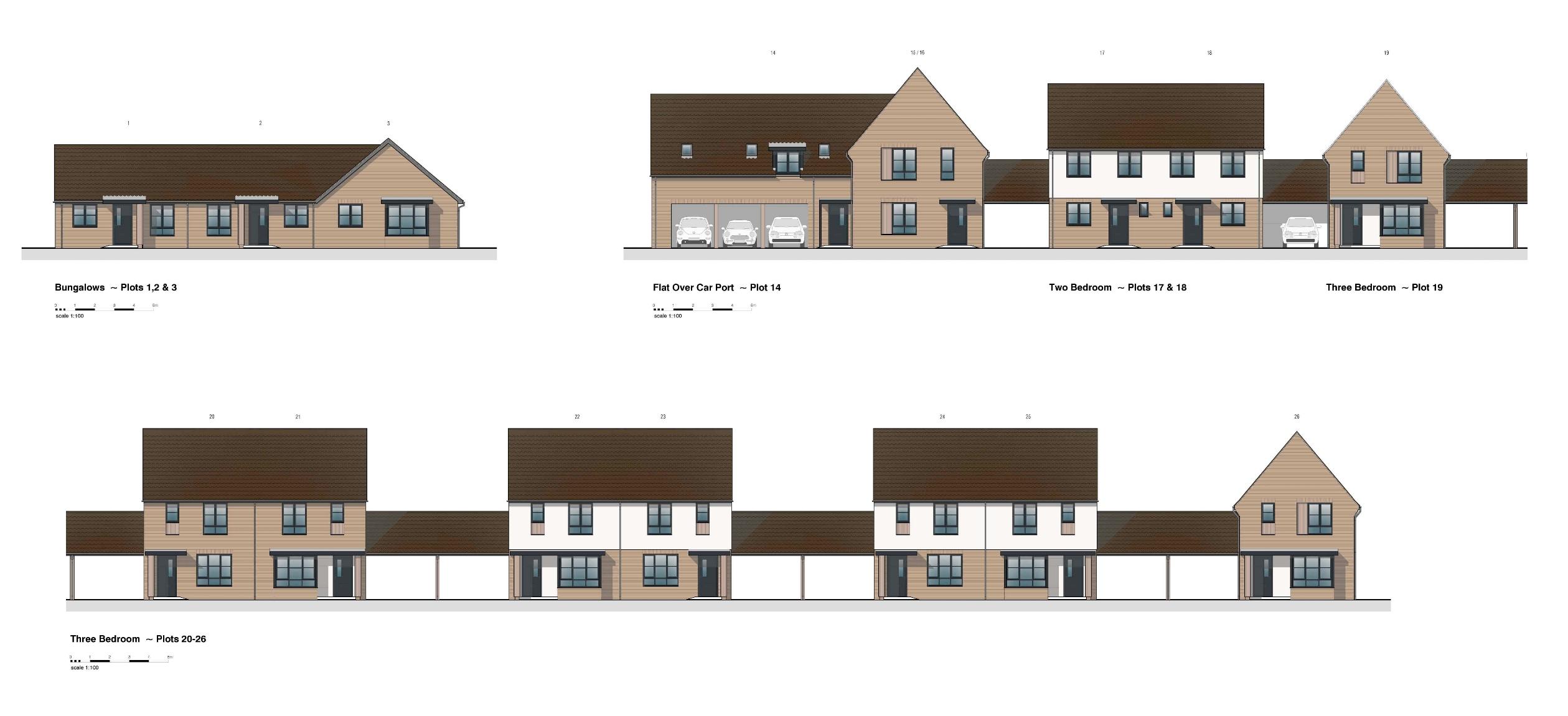 Cambridge neighbourhood regeneration scheme