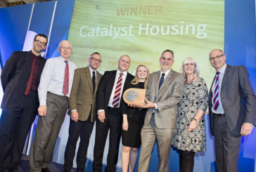 Catalyst Housing wins big at SHIFT Awards 2016