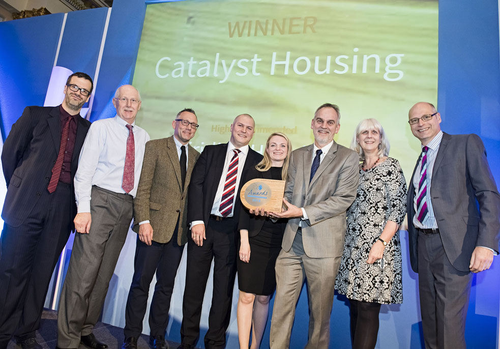 Catalyst Housing wins big at SHIFT Awards 2016