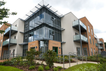 New supported housing estate opens to tenants in Lordshill
