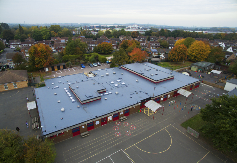 Sika Primary school roofing solution