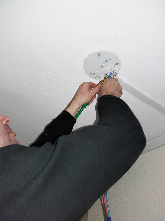 North Wales RSL standardises on AICO Multi-Sensor Fire Alarm for safer homes